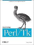 Learning PERL/Tk: Graphical User Interfaces with Perl