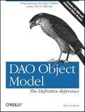 Dao Object Model-w/cd