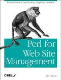 Perl for Web Site Management