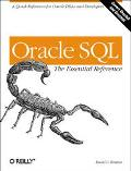 Oracle SQL The Essential Reference