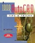1000 Autocad Tips & Tricks/Book and Disk