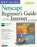 Official NetScape Beginner's Guide to the Internet - Shelley O'Hara - Paperback - 2ND
