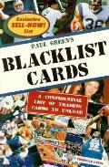 Blacklist Cards - Paul M. Green - Paperback