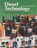 Diesel Technology Fundamentals, Service, Repair