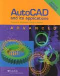 Autocad and Its Applications 2000-2001 Advanced