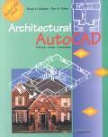 Architectural Autocad 2002 Drafting, Design, Presentation