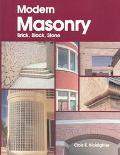 Modern Masonry Brick, Block, Stone