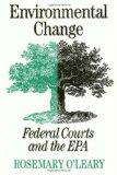 Environmental Change: Federal Courts and the EPA