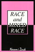 Race and Mixed Race
