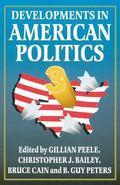 Developments in American Politics 3