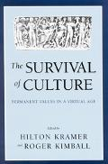 Survival of Culture Permanent Values in a Virtual Age
