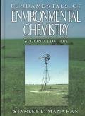Fundamentals of Environmental Chemistry
