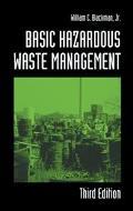 Basic Hazardous Waste Management