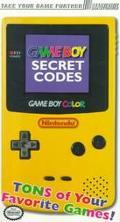 Game Boy Secret Codes