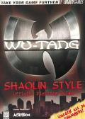 Wu-Tang: Shaolin Style Official  Guide