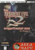 Resident Evil 2 Official Strategy Guide - Brady Games - Paperback