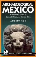 Moon Hanbook:archaeological Mexico