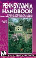 Moon Handbooks: Pennsylvania - Joanne Miller - Paperback - 1 ED