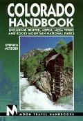 Moon Handbooks: Colorado - Stephen Metzger - Paperback - REV