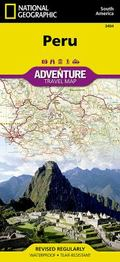 Peru (National Geographic AdventureMap
