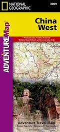 China, West (Adventure Travel Map) (Adventure Map)