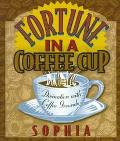Fortune in a Coffee Cup: Divination with Coffee Grounds