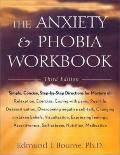 Anxiety and Phobia Workbook - Edmund J. Bourne - Hardcover - Special Value