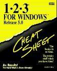 1-2-3 For Windows Cheat Sheet