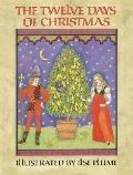 The Twelve Days of Christmas - Ilse Plume - Hardcover