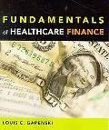Fundamentals of Healthcare Finance