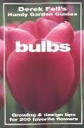 Bulbs - Derek Fell - Paperback - REPRINT