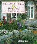 Courtyards and Patios - Chuck Crandall - Hardcover