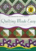 Quilting Made Easy: More than 150 Patterns and Inspiring Ideas for Creating Beautiful Quilt ...