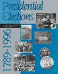 Presidential Elections...1789-1996
