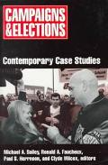 Campaigns & Elections Contemporary Case Studies