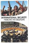 International Security Problems And Solutions
