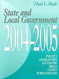 State and Local Government 2004-2005