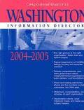 Washington Information Directory 2004-2005