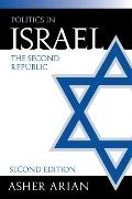 Politics in Israel The Second Republic