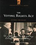 Voting Rights Act Securing The Ballot