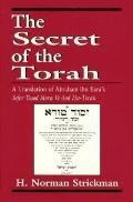 Secret of the Torah: A Translation of Abraham IBN Ezra's Sefer Yesod Mora VE-Sod Ha-Torah