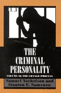 Criminal Personality The Change Process