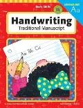 Handwriting, Traditional Manuscript