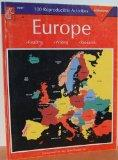 Europe: Reading, Writing, Research : 100 Reproducible Activities : Intermediate