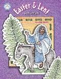 Easter and Lent Activity Book