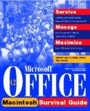 Microsoft Office 4.2 Survival Guide for Macintosh