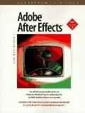 Adobe After Effects for Macintosh-w/cd