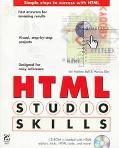 HTML Studio Skills - Ian Bell - Paperback - BK&CD-ROM