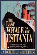 Last Voyage of the Lusitania