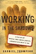 Working in the Shadows : A Year of Doing the Jobs (Most) Americans Won't Do